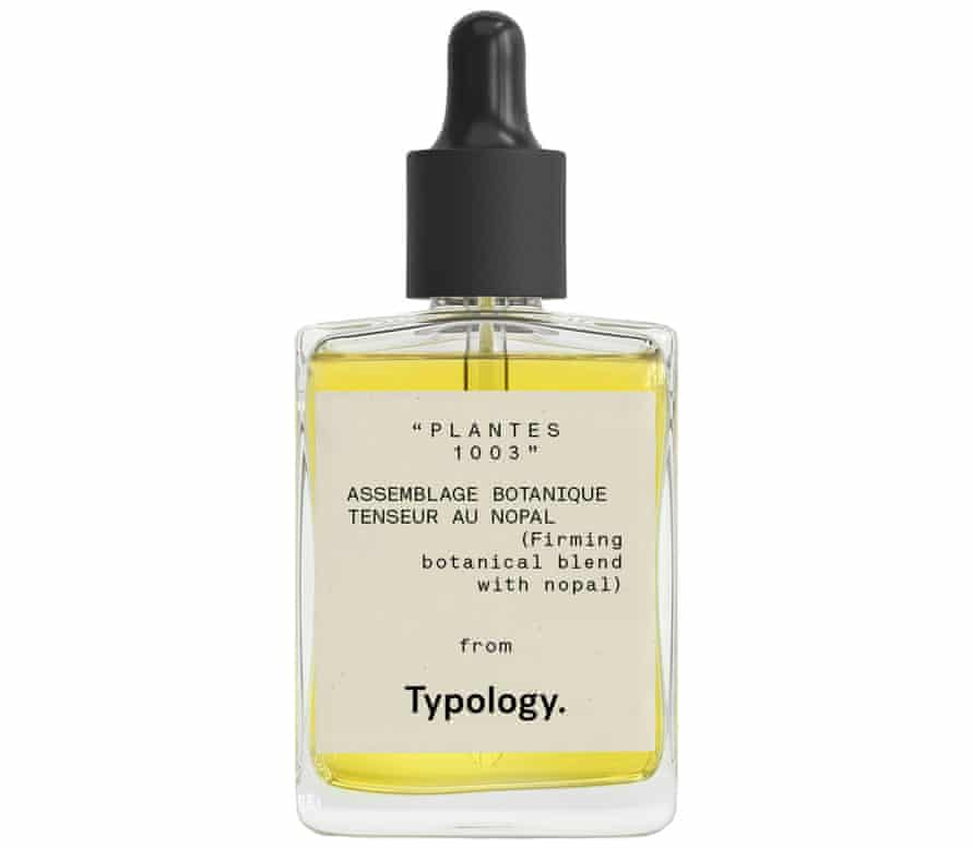 Typology PLANTES Firming Botanical Blend With Nopal