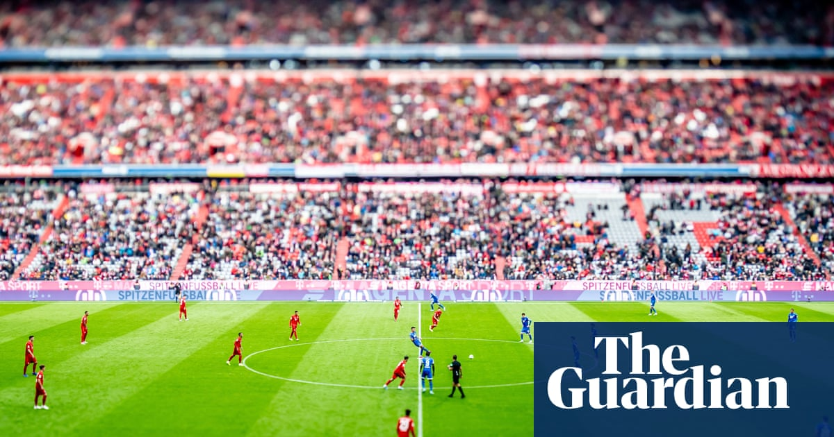 Bayern Munich go from silky smooth to ragged in four short days | Andy Brassell