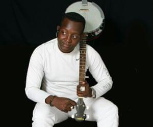 Sulumani Chimbetu from Zimbabwe
