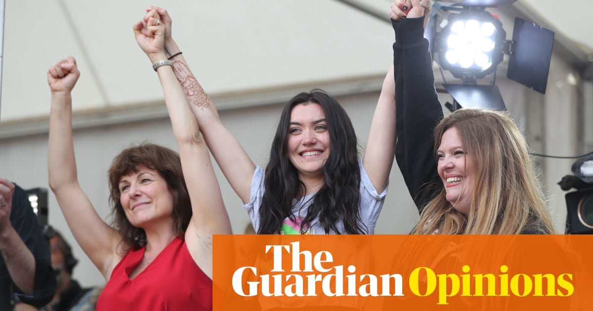 How women like me told of our abortions – and Ireland set us free | Tara Flynn