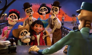 Favourite ... Coco wins the best animated film Oscar.