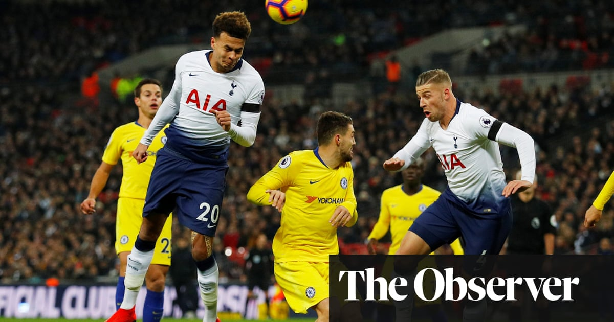 a754df29cf4c Dele Alli unlocks Chelsea defence as Tottenham move up to third ...