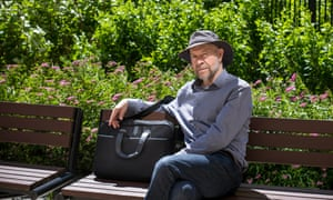James Hansen: 'All we've done is agree there's a problem.'