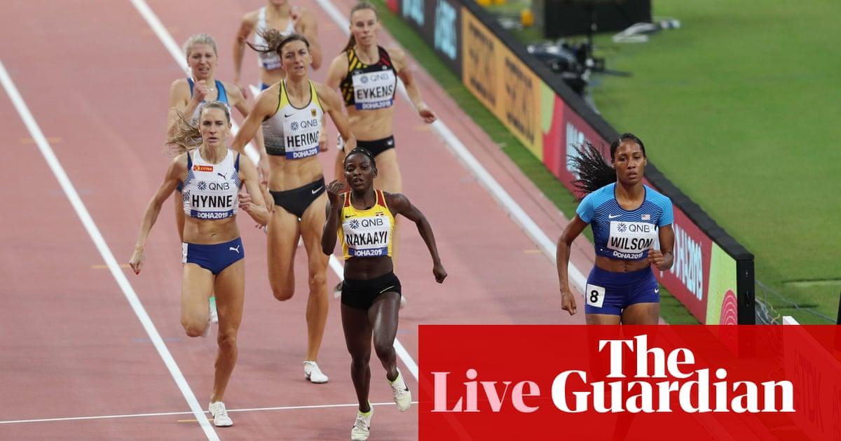 World Athletics Championships 2019: day one – live!