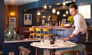 'The kind of French restaurant the British middle-classes adore': Pompette.