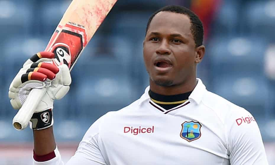 Marlon Samuels played 71 Tests and 274 limited-overs internationals for West Indies.