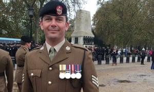Sgt Paul Stafford