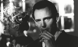 Neeson in Schindler's List.