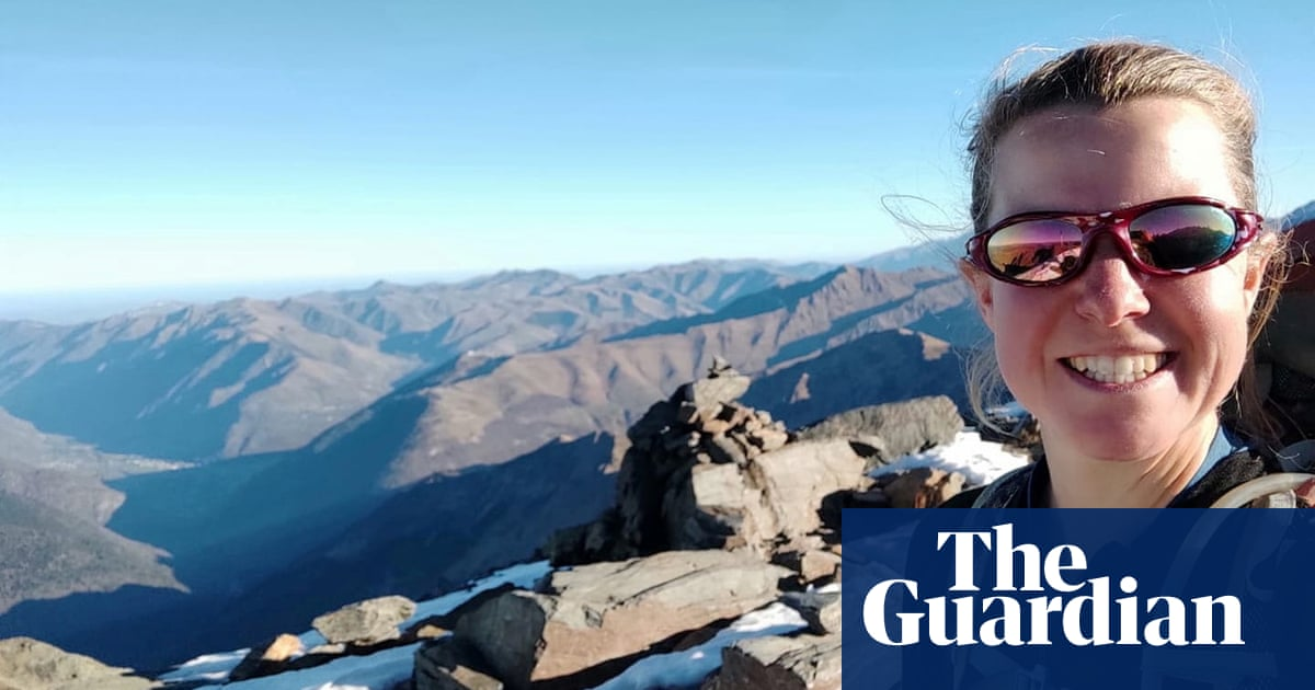 Esther Dingley family call for clarity after claim human remains found in Pyrenees - the guardian
