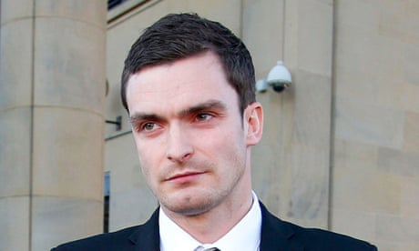 Adam Johnson secretly filmed saying he wished he had raped 15-year-old victim