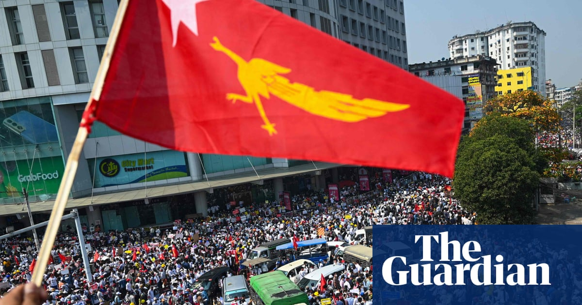 US journalist detained in Myanmar while boarding flight home