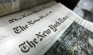 The White House has also said it was planning to order federal agencies to end their subscriptions to the New York Times.