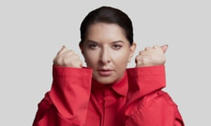 Marina Abramović in the 2019 documentary Body of Truth.