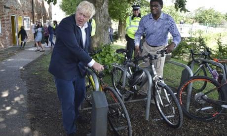 Bike repair voucher website for England struggles at launch