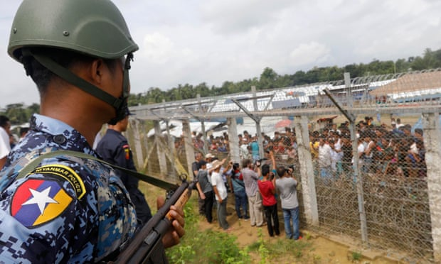 Rohingya crisis: Bangladesh says it will not accept any more Myanmar refugees