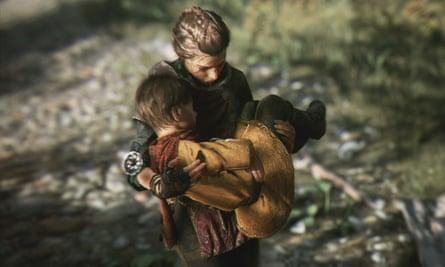 Amicia and her brother Hugo survive terrors together in A Plague Tale.
