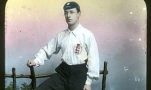 201. Fred's England Portrait