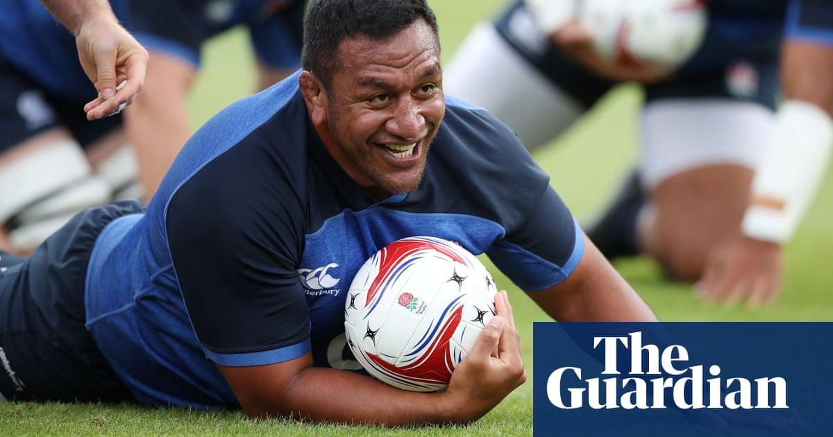Lean Mako Vunipola hungry to return for England against Ireland