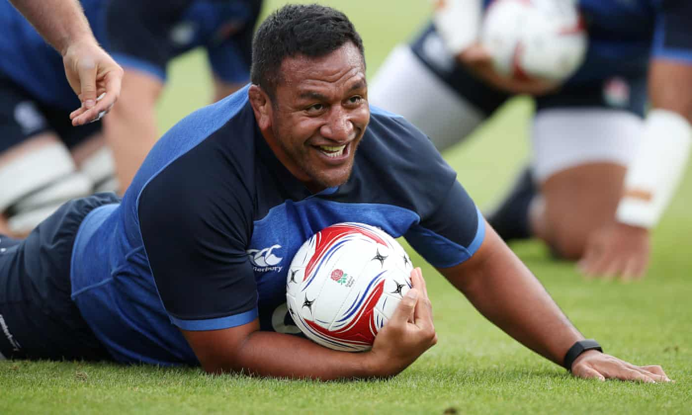 Lean Mako Vunipola hungry to return for England against Ireland