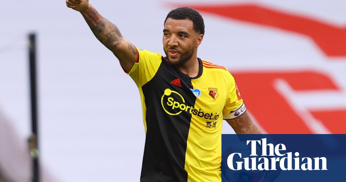 Troy Deeney admits 'sadness' and pride at Watford exit after Birmingham move