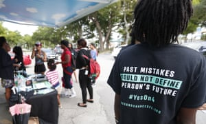 The voting rights advocates fighting Florida's 'poll tax' on former felons