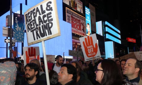 US democracy: crisis, what crisis?