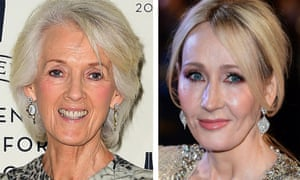 Joanna Trollope and JK Rowling