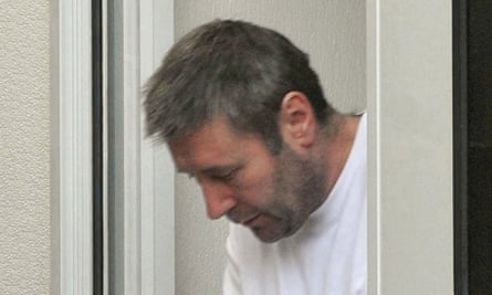John Worboys arriving at Croydon Crown Court in March 2009.