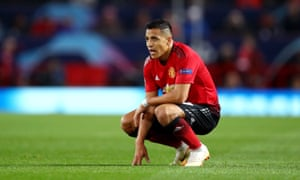Alexis Sánchez said: 'There needed to be someone to blame, they blamed me.'
