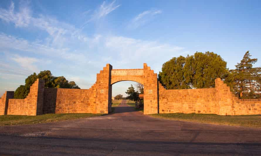 Waggoner Estate ranch is one of the biggest names in ranching history. texas