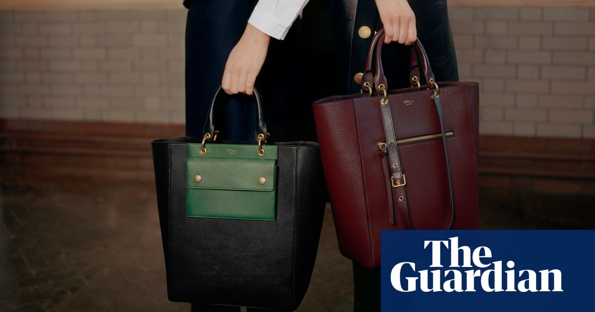 c99fcda3301 Mulberry bags larger profits after price cuts   Business   The Guardian