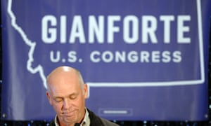 Greg Gianforte still faces criminal charges over the incident.
