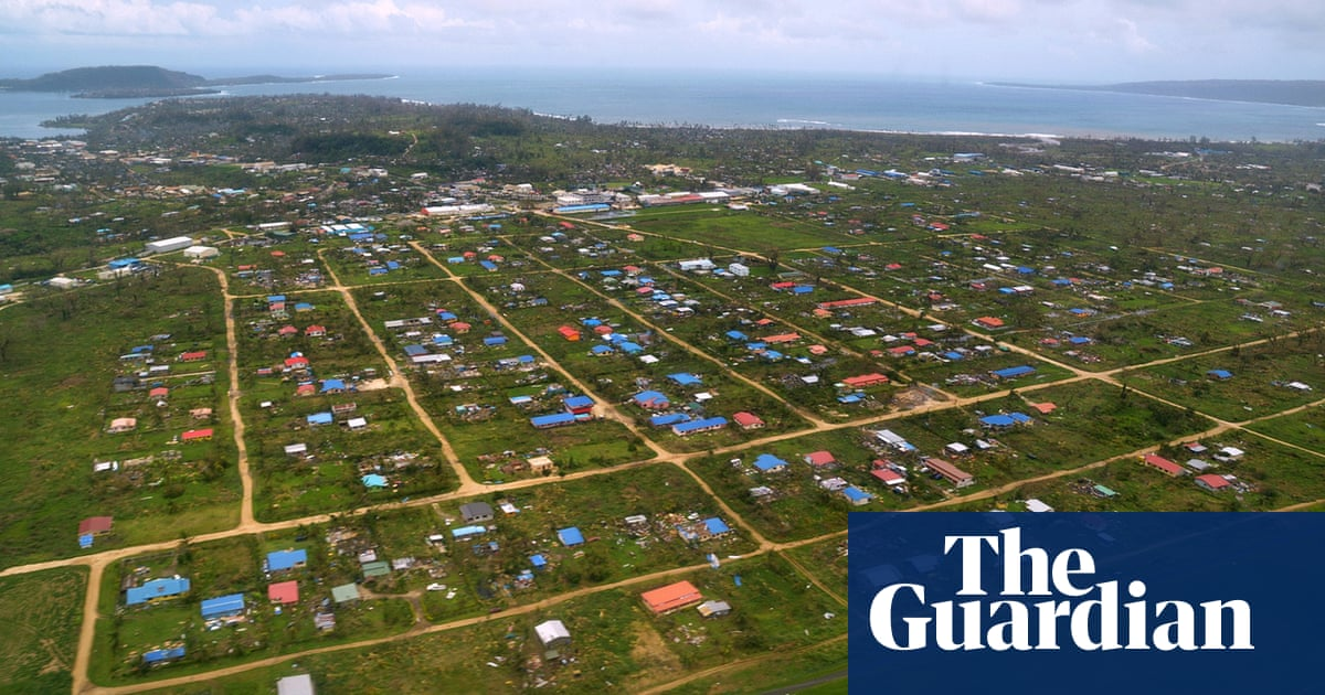 Climate change driving up malnutrition rates in Pacific, UN warns