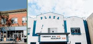 The Plaza cinema in Kensington.