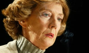 Eileen Atkins in Honour, at the Cottesloe theatre, 2003.