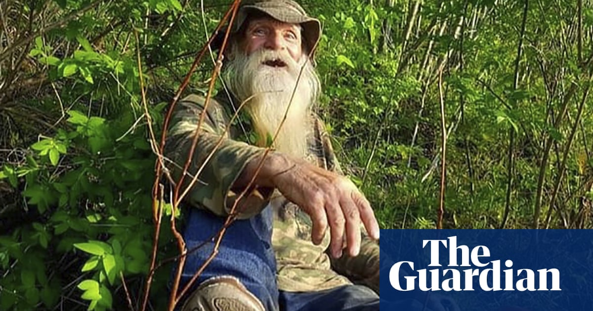 'River Dave': New Hampshire squatter's home burnt down after 27 años