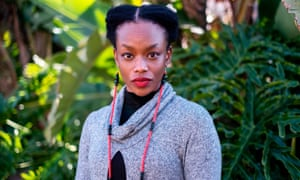 Tendaiishe Chitima, star of Cook Off, the first Zimbabwean film picked up by Netflix