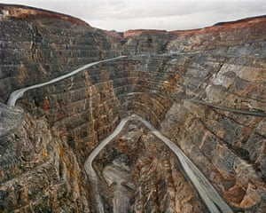 Super Pit #1, Kalgoorlie, Western Australia, 2007