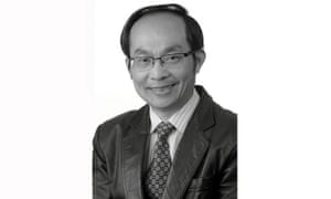 Chongyi Feng, a professor at the University of Technology Sydney, was prevented from leaving China.