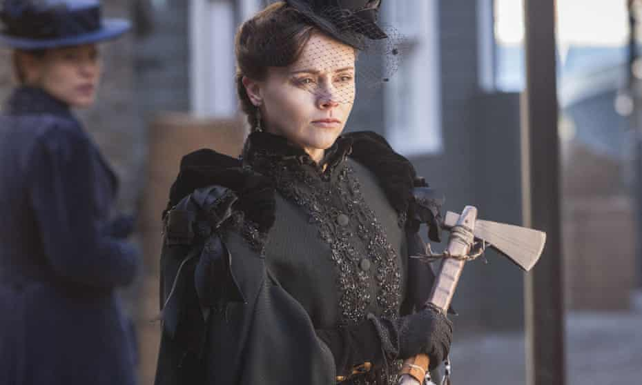 Christina Ricci in The Lizzie Borden Chronicles (2015)