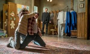 Little ripper: Nathan Darrow as John Custer, Dominic Ruggieri as Young Jesse, Ashley Aufderheide as Young Tulip
