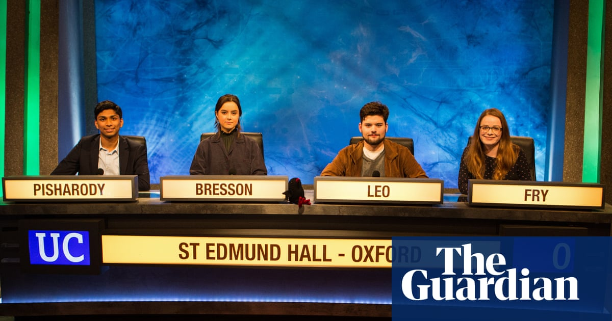 The Oxbridge problem: is it time to shake up University Challenge?