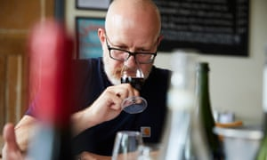 Tony Naylor tests natural wines at the Reliance bar in Leeds.