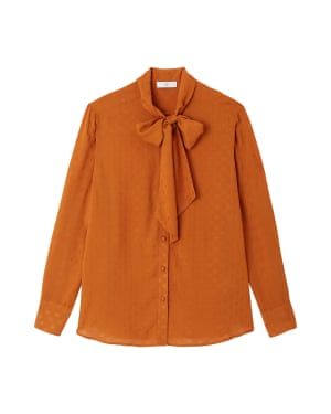 Rust, £22, La Redoute Collections at laredoute.co.uk