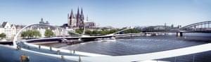 RheinRing by Spade in Cologne, Germany