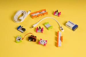 LittleBits Arduino coding kit.