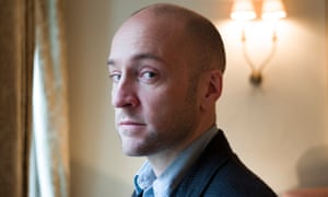 'I pick up litter or talk to someone who seems lost with a map. It sounds truly, awfully sappy. It works though' … Derren Brown.