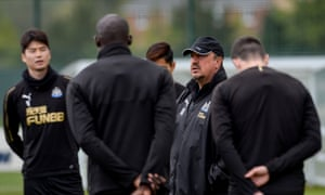 Newcastle's manager, Rafael Benítez, said of facing his former club Liverpool: 'We will be professional and we want to win.'