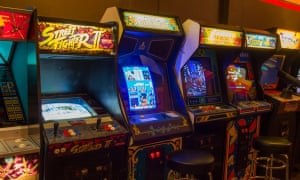 Classic arcade games – brilliant, revolutionary, but also really hard