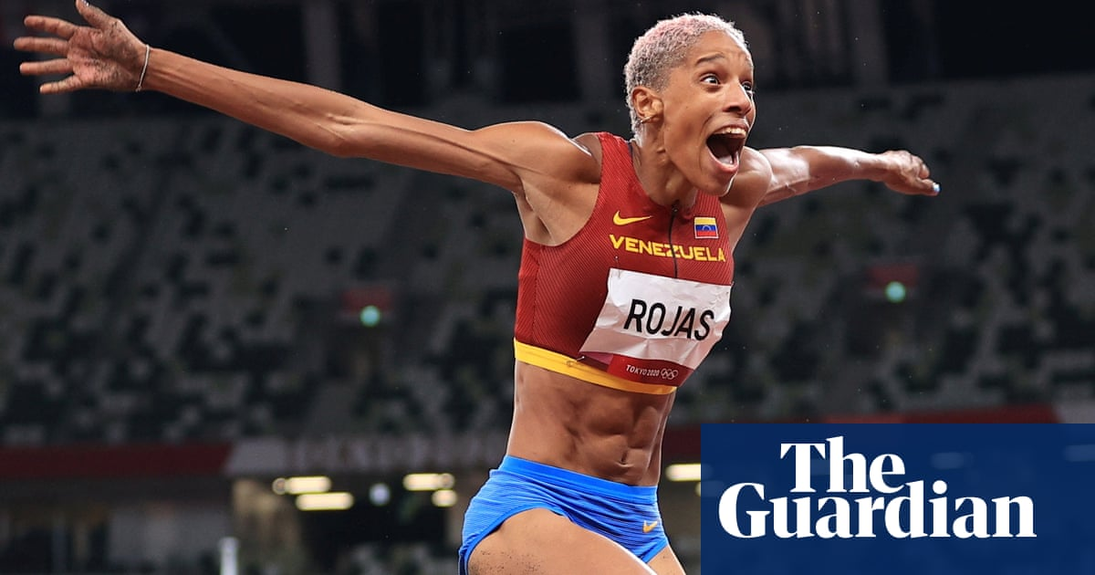 Yulimar Rojas makes history for Venezuela with triple jump world record